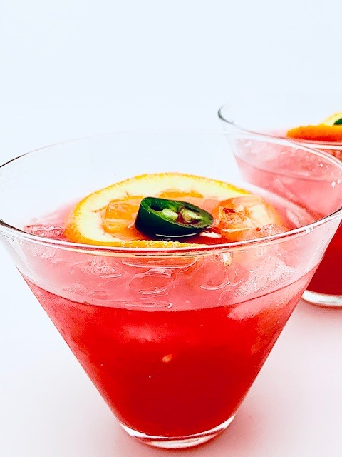 This image has an empty alt attribute; its file name is blushing-margarita-2.jpg